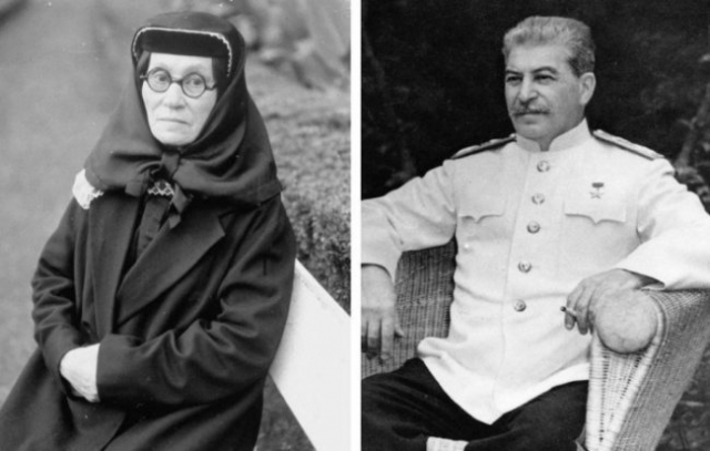 Матери видных правителей ХХ века (7 фото)