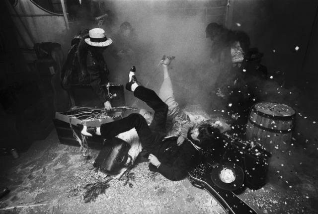 The Rolling Stones — британская рок-группа, образовавшаяся 12 июля 1962 года и многие годы соперничавшая по популярности с The Beatles