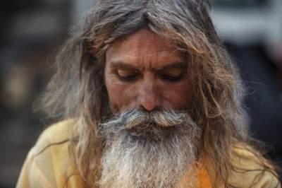 Как живется паломникам в Индии. Фото