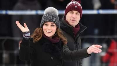 Секреты Кейт Миддлтон: как стильно одеваться зимой. Фото