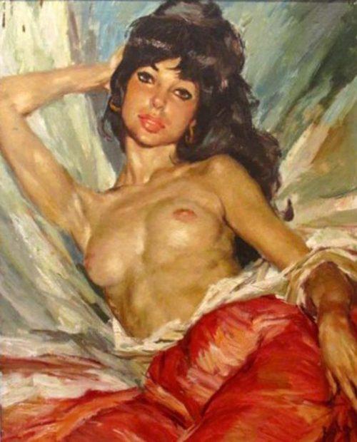художник Charles Roka картины - 10