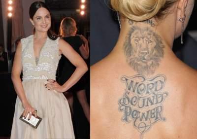 """Результат пошуку зображень за запитом """"Знаменитости, сделавшие странные татуировки."""""""