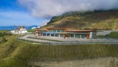 В Гималаях открыли самый красивый аэропорт в мире. Фото