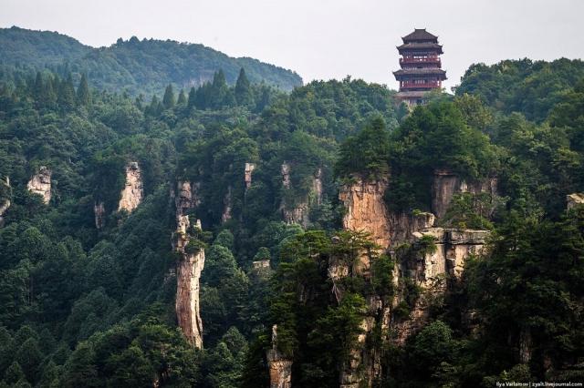 """Результат пошуку зображень за запитом """"Горы Улинъюань. (51 фото)."""""""